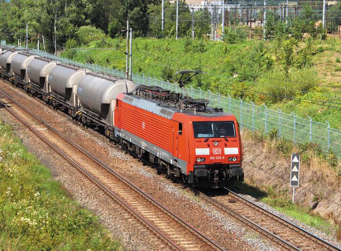 DB Cargo / Avec des Mots Communication éditoriale