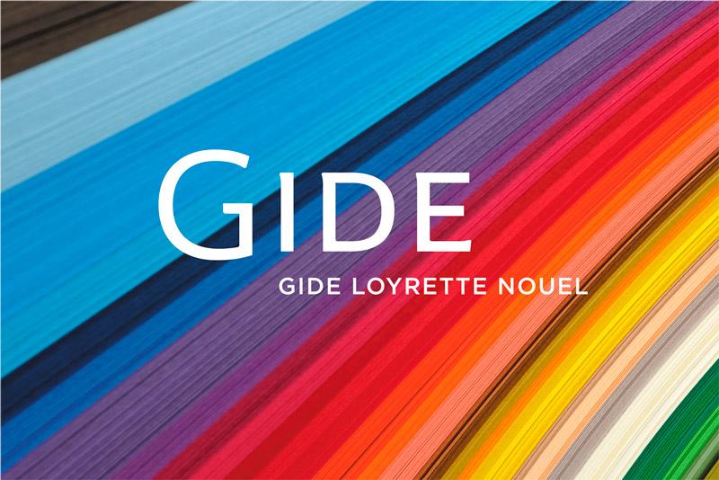 GIDE / Avec des Mots Communication éditoriale