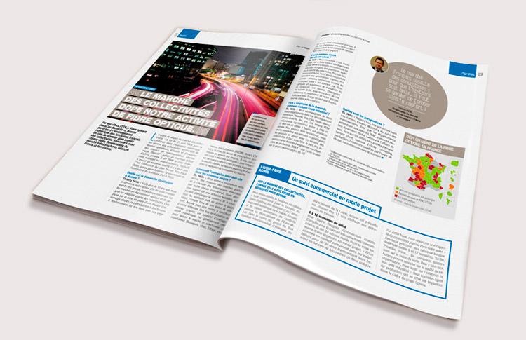 Acome Magazine / Avec des Mots Communication éditoriale