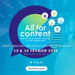 Avec des Mots - salon All for Content