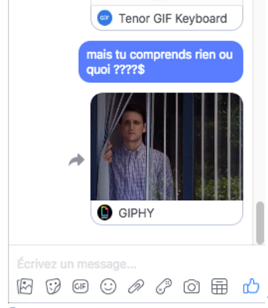 Messenger-chatbot-reponse-incomprise