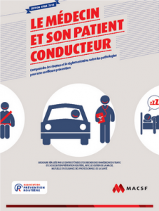 brochure le médecin et son patient conducteur