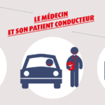 Campagne de communication médecin et patient conducteur